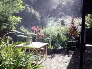 Hout Bay Hideaway - Garden Apartment - Luxury Hout Bay accommodation - Hout Bay, Cape Town