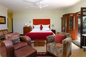 Hout Bay Hideaway - Skylight Suite - Luxury Holiday Accommodation in Hout Bay Cape Town.