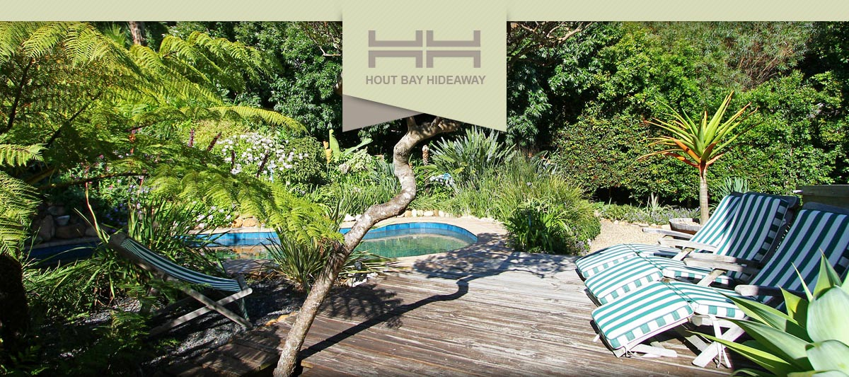 Hout Bay Hideaway Accommodation Luxury Cape Town