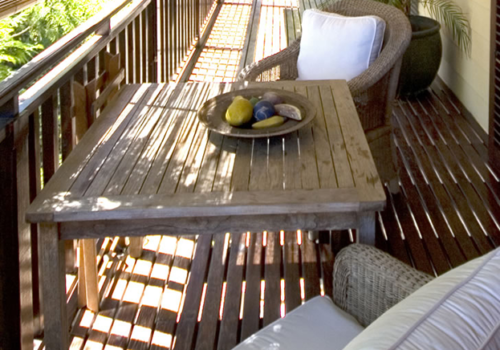 Patio - The Hout Bay Hideaway