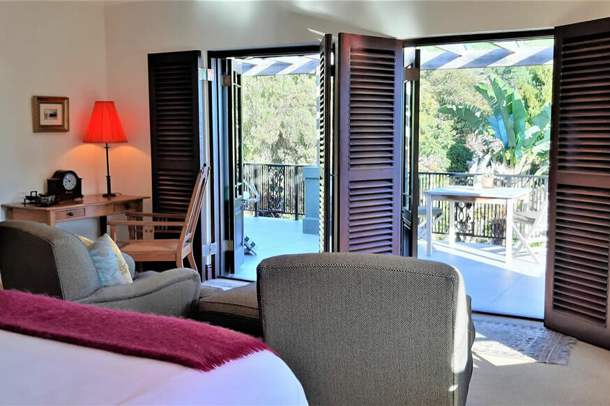 Bay View Suite - The Hout Bay Hideaway