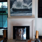 Fireplace - The Hout Bay Hideaway