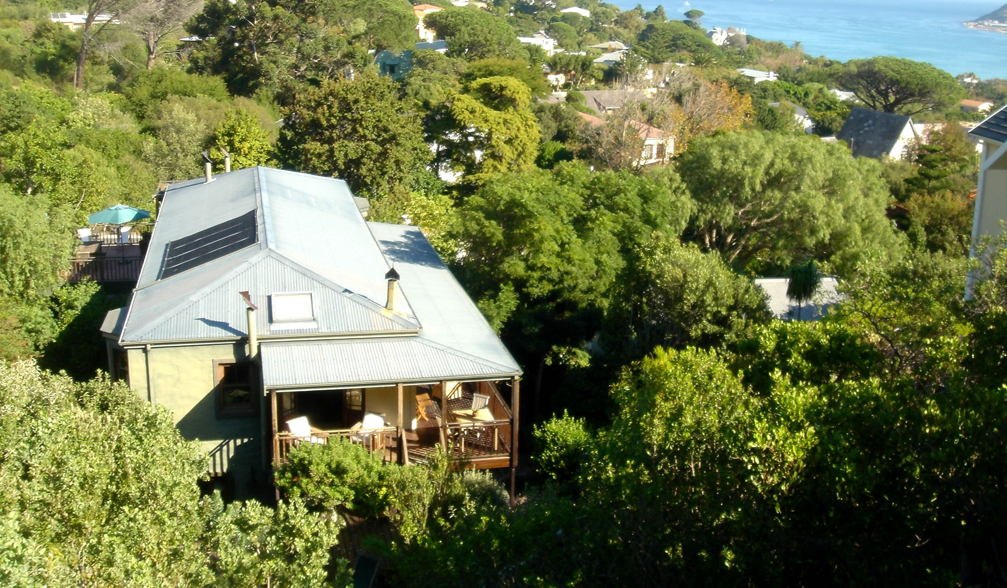 The Hout Bay Hideaway - Accommodation