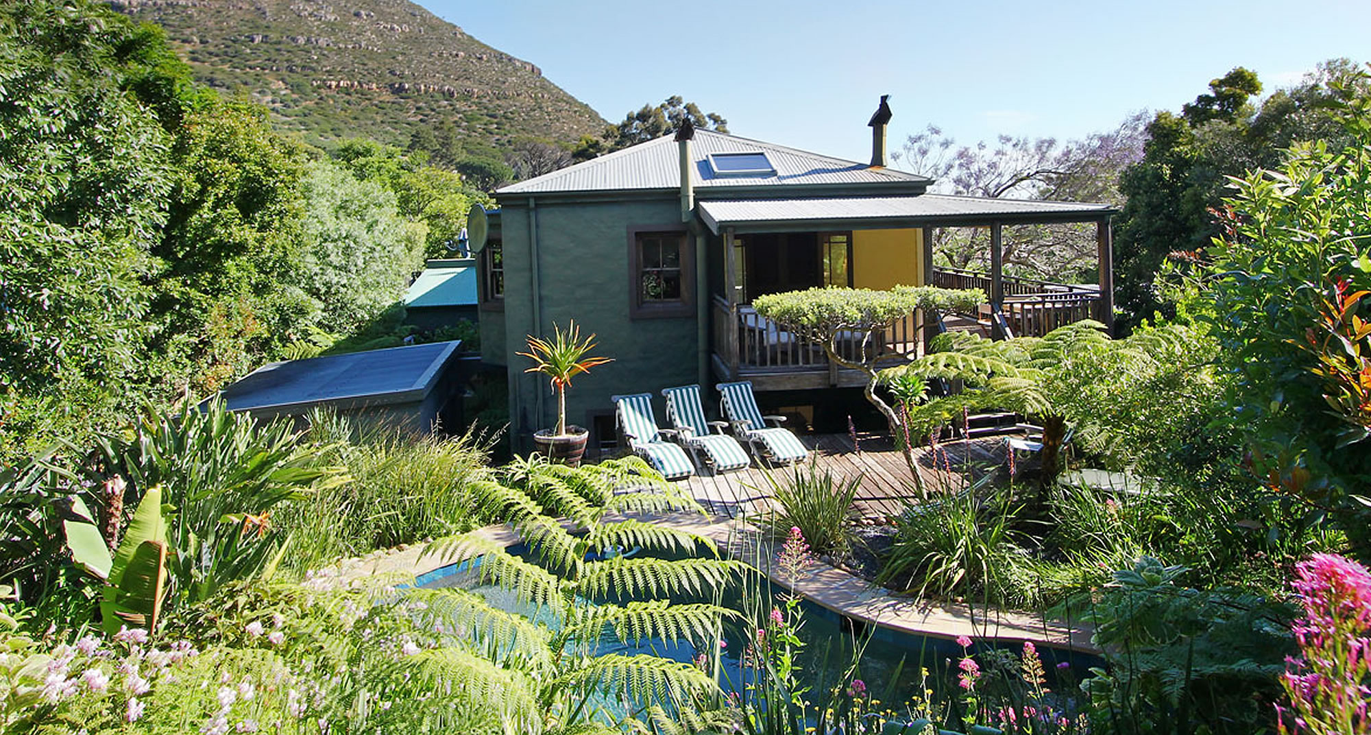 Guesthouse - The Hout Bay Hideaway