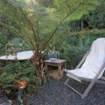 Garden Victorian Bath - The Hout Bay Hideaway