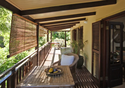 Verandah - The Hout Bay Hideaway