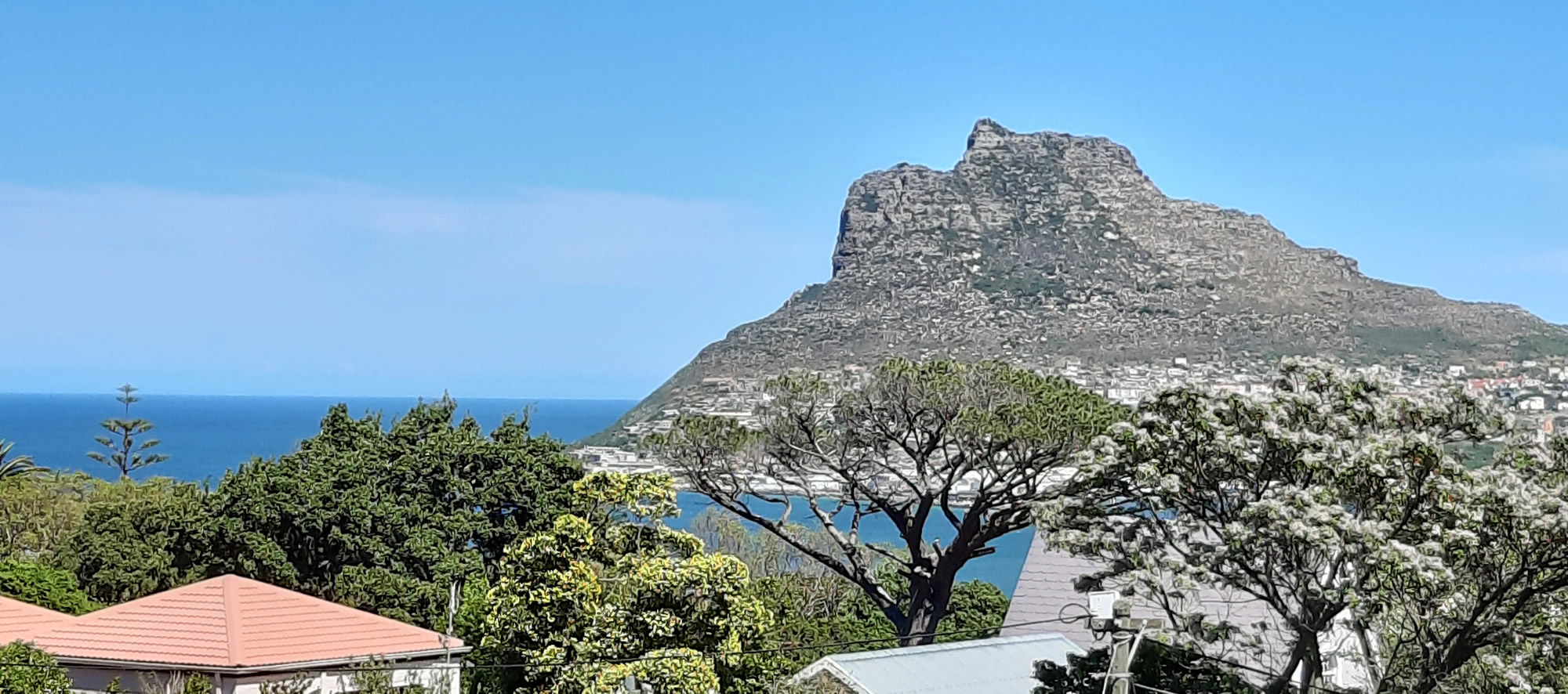 View - The Hout Bay Hideaway